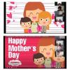 İLKOKUL ÖĞRENCİLERİMİZDEN ANNELERE MESAJ VAR: 'HAPPY MOTHER'S DAY'
