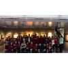 Ortaokul öğrencilerimiz Bedri Rahmi Eyüboğlu'nun sergisindeydi.