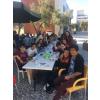 8.sınıfların kahvaltı keyfi