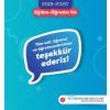 PANDEMİ SÜRECİNDE OLMASAYDIK 2019-2020 EĞİTİM ÖĞRETİM YILIMIZ YARIN SONA ERECEKTİ...