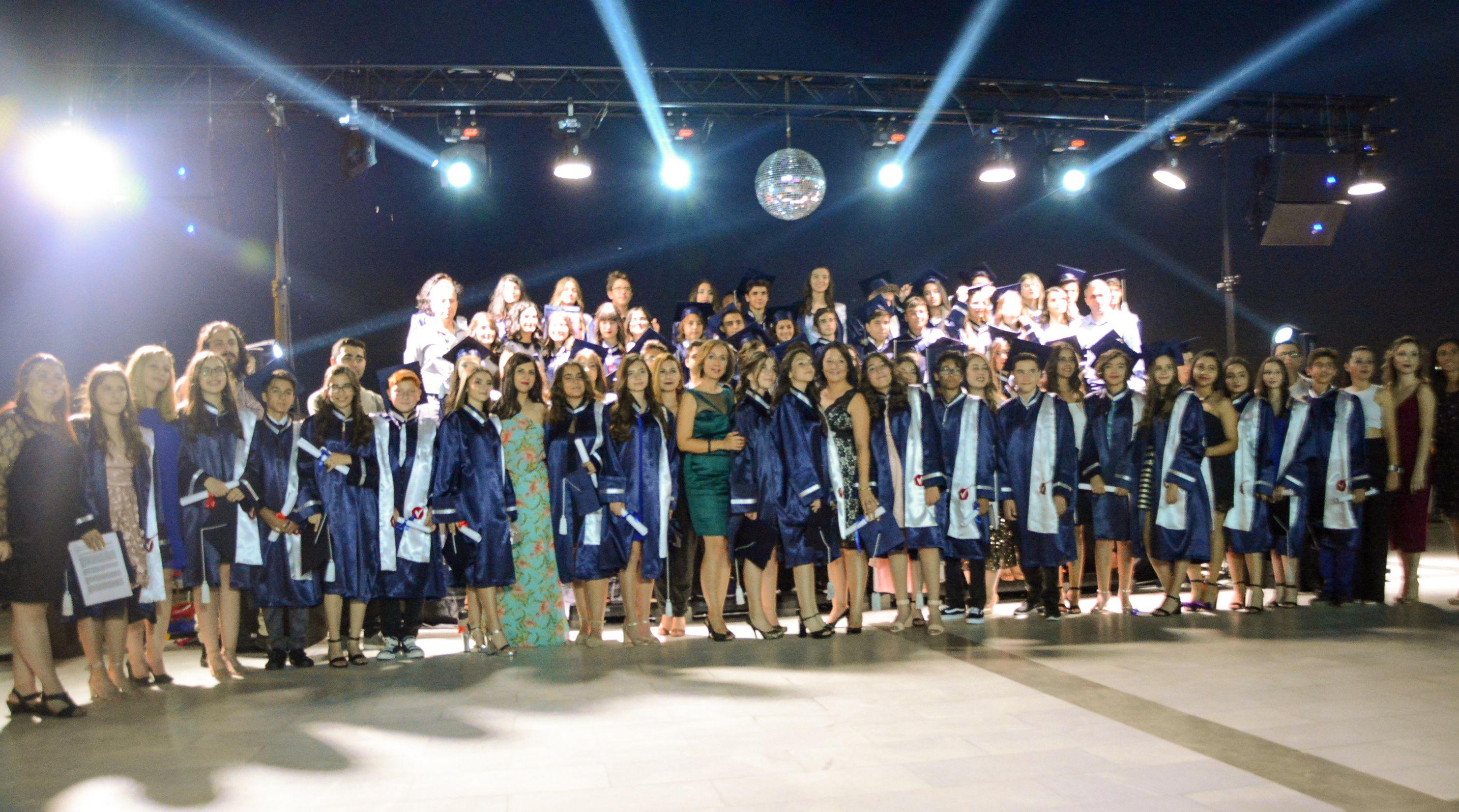 Özel Fen Bilimleri Okulları 2017-2018 Mezunları