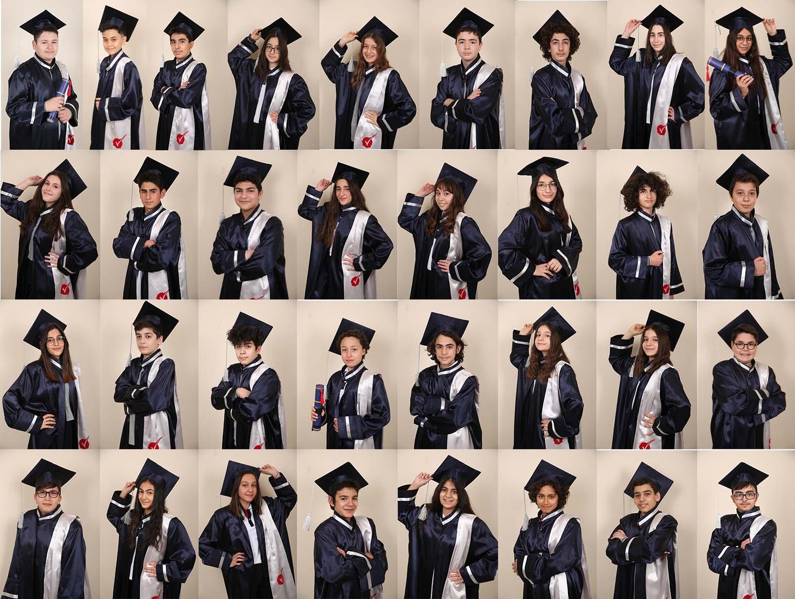 Özel Fen Bilimleri Okulları 2020-2021 Mezunları