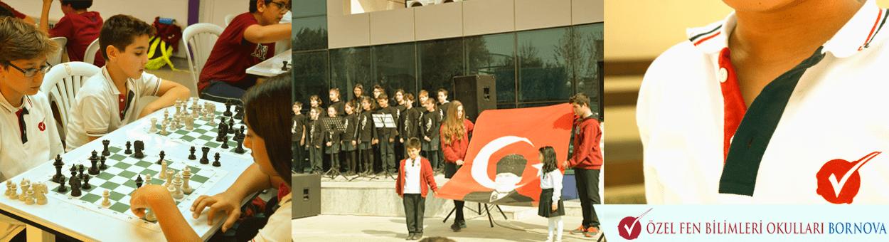 Özel Fen Bilimleri Okulları Bornova - İlkokulu